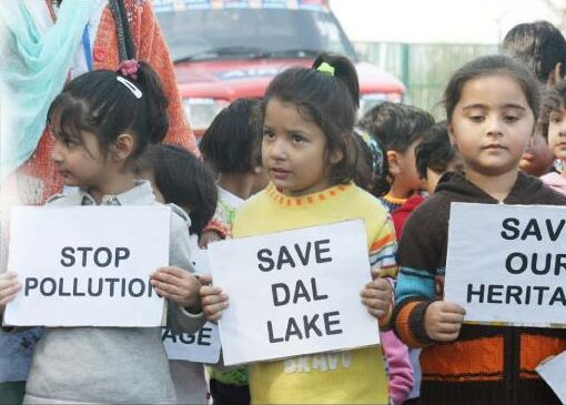Save Dal Lake
